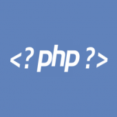 PHP Server-side HTML embedded scripting language.